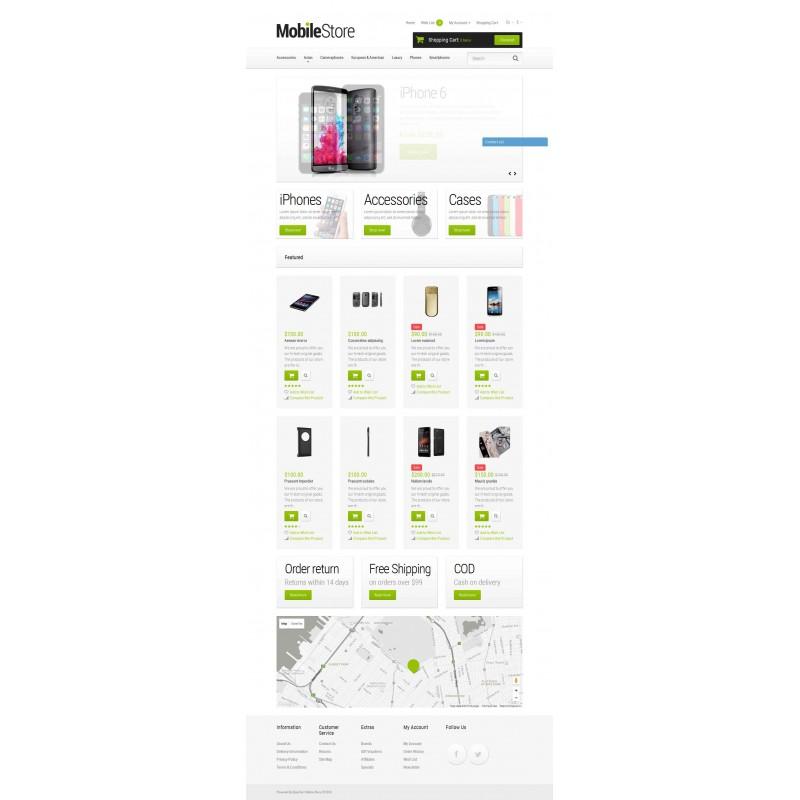 قالب موبایل مونستر نسخه 2