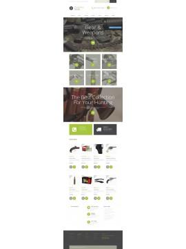 قالب اسلحه مونستر نسخه 2
